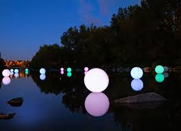 Ball Solar Lights - 61 solar powered inventions that will change the world 2nd