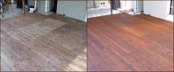deck maintenance u2013 proteamworks