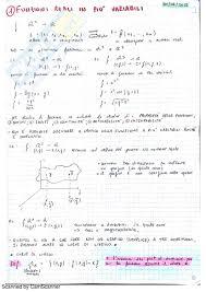 dispense analisi 1 funzioni reali di più variabili reali
