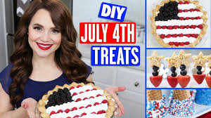 Nerdy Nummies Halloween Cakes Diy July 4th Treats Youtube