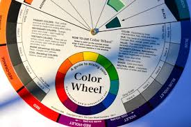 photo activity of the day color wheel