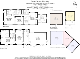 5 bed detached house for sale in south street ditchling east