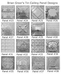 Metal Backsplash Tiles For Kitchens Best 25 Tin Ceiling Kitchen Ideas On Pinterest Tin Ceiling