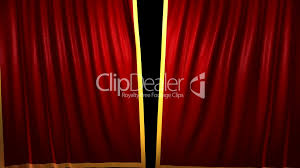 Theater Drop Curtain Theater Curtains Opening Alpha Channel Included Royalty Free