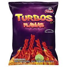 sabritas turbos flamas 4 25oz target