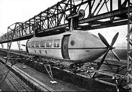 Backyard Monorail 18 Hilarious Modes Of Transport Science Gave Up On Too Soon