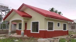 Philippine House Plans by 100 Square Meter House Design Philippines Youtube