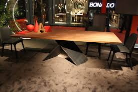 Wood Table With Metal Legs Designs That Make Metal Table Legs The Stars Of The Show