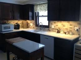 Kitchen Backsplash Installation Cost Backslash In Kitchen Traditional Kitchen With Brick Kitchen