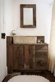 Wood Bathroom Vanity best 25 reclaimed wood bathroom vanity ideas on pinterest