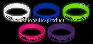 rubber silicone bracelet images 2018 custom carved rubber silicone bracelets glowing in dark jpg