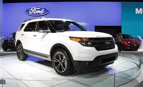 Ford Explorer 2014 - 2014 ford explorer sport trac top auto magazine