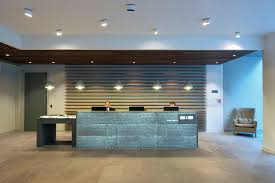 Concrete Reception Desk Negative Hq Mass Concrete