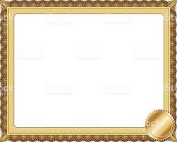 certificate frame certificate frame stock vector more images of certificate