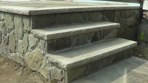 how i build stone or masonry steps part 4 of 12 mike haduck