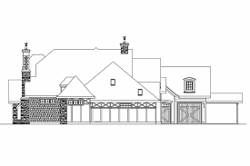 Chateau House Plans 28 Tudor House Elevations Makow Custom Homes Tudor Rear