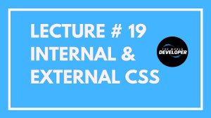 css tutorial in urdu development in urdu hindi 2018 external and internal css css