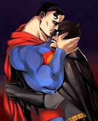 batman and superman must kiss in the new movie u2013 brian feldman