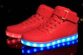 light up shoes for adults men high top led light up shoes for men red lighting shoes