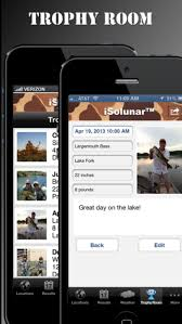 Solunar Tables Fishing Isolunar Hunting U0026 Fishing Times On The App Store