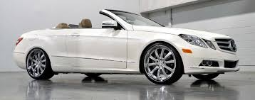 mercedes e class concept concept one rs10 silver machined wheels on 2010 mercedes e class