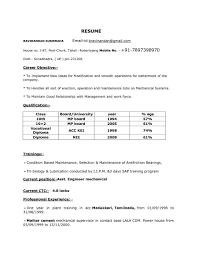 sle resume format download for freshers resume slet mca freshers professional resumes online fresher