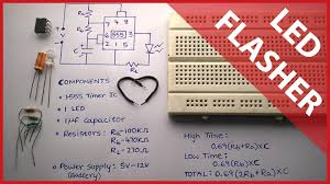 555cn timer wiring diagram components