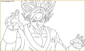 ssgss goku coloring pages coloring pages pinterest goku