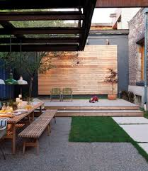 Modern Back Yard Modern Backyard Design Best 25 Modern Backyard Ideas On Pinterest
