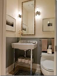 Powder Room Mississauga - prettying up the powder room vanessa francis design