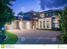 luxury home design gold coast luxury homes collage royalty free stock photos image 622568