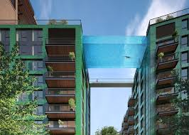 london glass building glass bottomed sky pool to be suspended above london