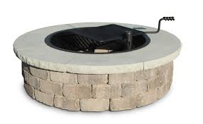 Unilock Fire Pit by Modular Fire Pits Area Landscape Supply