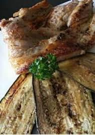 comment cuisiner les tendrons de veau tendrons de veau marinés à la plancha et aubergines grillées