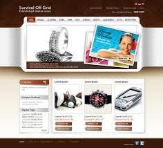 web shop design shopping website design digital