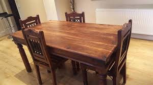 Jali Dining Table And Chairs Sheesham Dining Table Sheesham Dining Table Canada Alanho Me