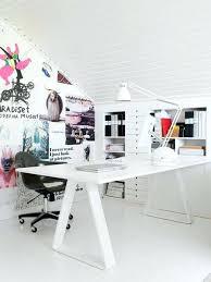 grand bureau blanc petit bureau design pas cher grand bureau blanc laquac bureau of