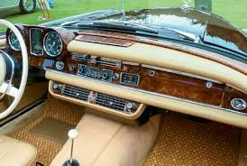 Classic Car Interior Restoration Keeping Up Appearances U2013 Structure Maintenance And Restoration