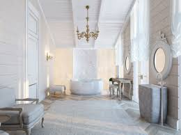 exellent classic white bathroom ideas black and great blending of