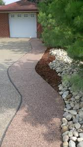 Pea Gravel Concrete Patio by 111 Best Aggregate Concrete Images On Pinterest Concrete