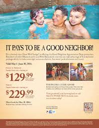 Great Wolf Lodge Map 5 1 6 30 It Pays To Be A Good Neighbor With Great Wolf Lodge New