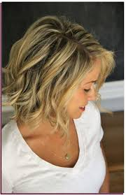 perm hair style for fine layered hair loose wave perm short hair google search hair pinterest