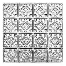 Best Tin And Metal Images On Pinterest Tin Tiles Tin Ceiling - Punched tin backsplash