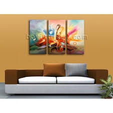 Abstract Home Decor Large Hd Giclee Prints On Stretched Canvas Modern Abstract Wall