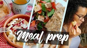 cuisiner le dimanche pour la semaine meal prep 1 le dimanche on prepare ses repas de la semaine