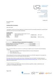 Sample Follow Up Letter After Business Meeting by Kaissar Barik Hnaidi Offer Letter Master Of Business Administration U2026