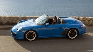 2011 porsche speedster for sale porsche 911 speedster to drop its top in frankfurt