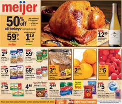 meijer weekly ad november 13 19 2016