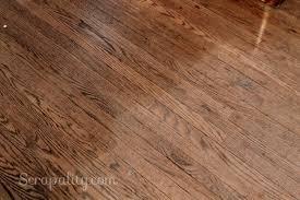 breathe into your hardwood floors