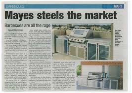 media articles custom outdoor kitchens bbq cabinets